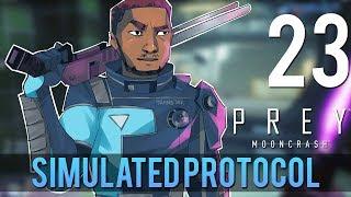 [23] Simulated Protocol (Let's Play Prey: Mooncrash w/ GaLm)