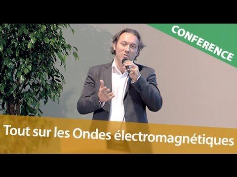 Maxence Layet - Tout sur les ondes électromagnétiques (wifi, mobiles, Linky)