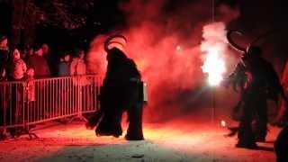 Krampus 2013 - čerti Niedernsill