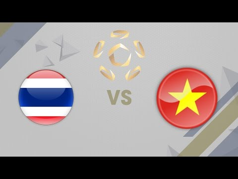 [01.04.2017] Thailand A vs VietNam [The Intercontinentals 2017]