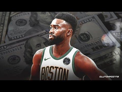 Ashlee - Jaylen Brown Turns Down 4-Year, $80 Million Boston Celtics Contract Offer