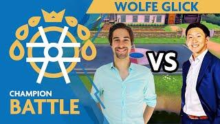 The Ultimate Showdown! Champion Battles vs. Wolfe Glick! | Competitive Pokemon Sword/Shield Battles