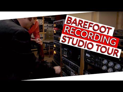 Barefoot Recording Studio Tour With Tim O'Sullivan - Warren Huart: Produce Like A Pro