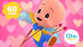 Twinkle Twinkle and more nursery rhymes of Cleo and Cuquin | Songs for kids