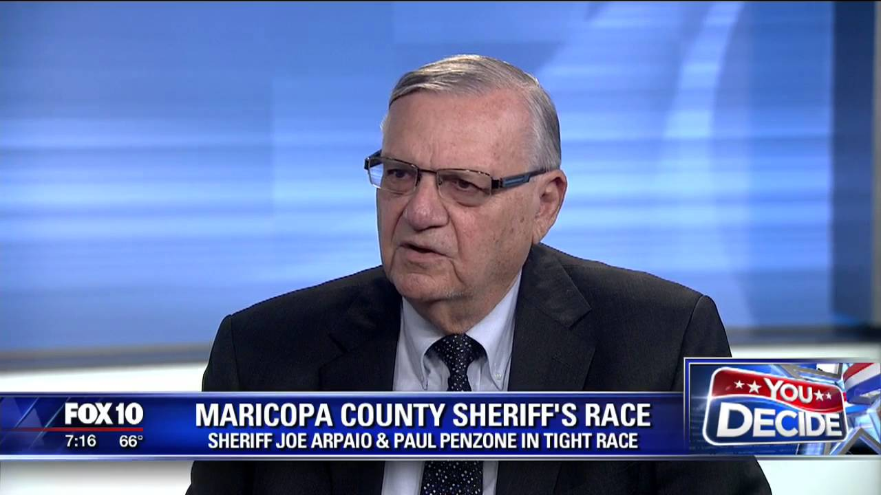 Joe arpaio speaks on the race for maricopa county sheriff youtube joe arpaio speaks on the race for maricopa county sheriff xflitez Gallery