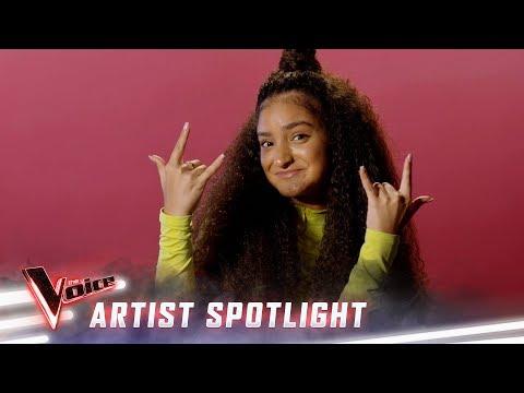 Artist Spotlight: Lara Dabbagh | The Voice Australia Season 8