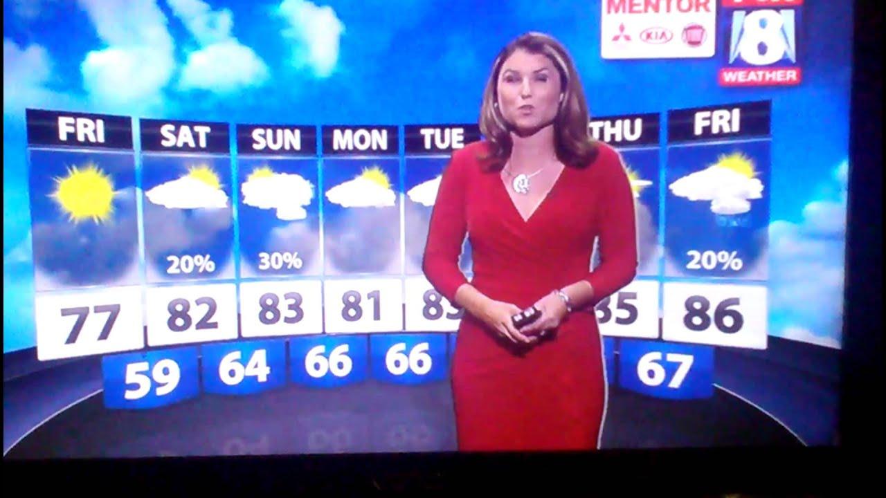 Fox 8 News Jen New weather girl