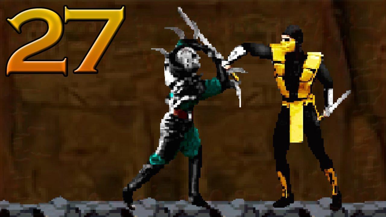 Mortal Kombat Reconciliation Part 27 | Scorpion's Redemption
