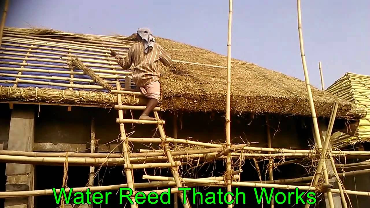 Thatch Roof - YouTube