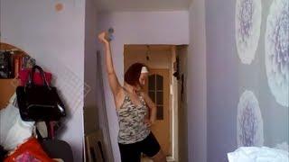 Влог  Дневник похудения  Возобновляю тренировки