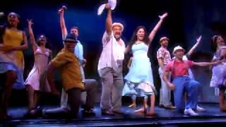 On Your Feet! Tour Medley starring Christie Prades and Mauricio Martinez