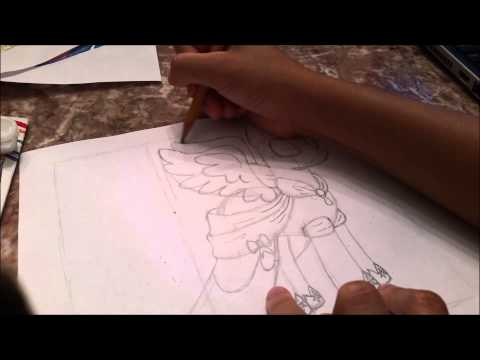 How to draw Alicorn Princess Twilight Sparkle