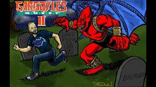 Same Name, Different Game: Gargoyle's Quest II (NES vs. Game Boy)