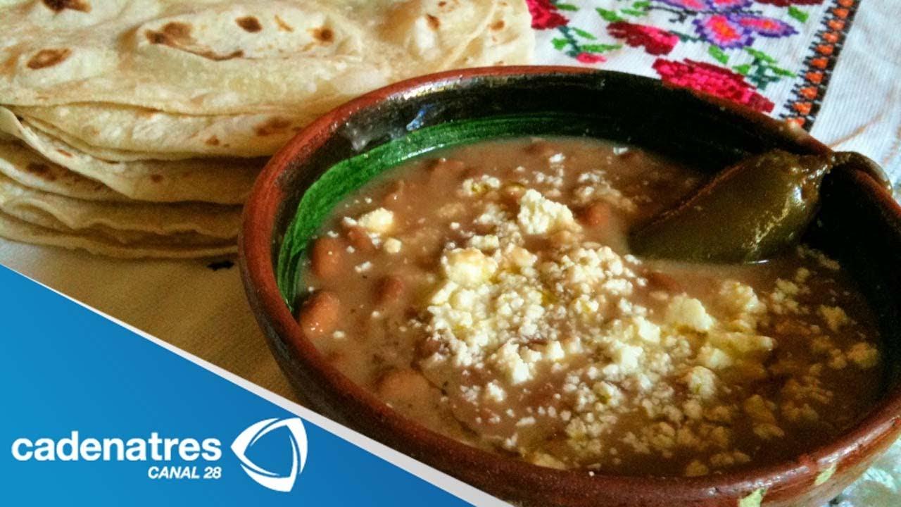 Receta para preparar frijoles estilo tepatitl n receta de for Q hago de comer
