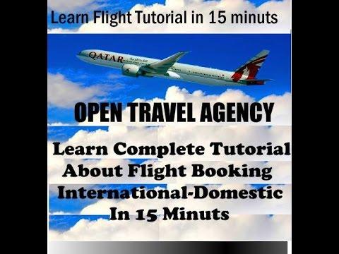 प्लेन, ट्रैन ,बस  टिकट बुक करना हुवा आसान  -CompleteTutorial of Flight Ticket Booking .