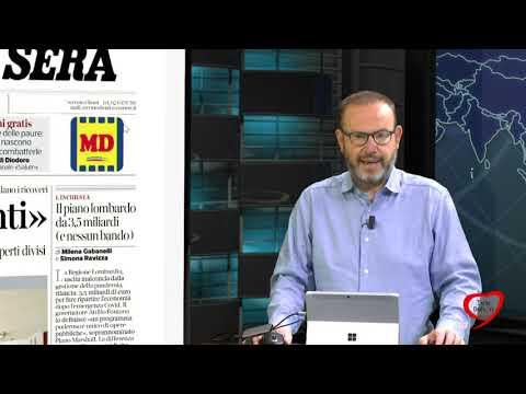 I giornali in edicola - la rassegna stampa 16/12/2020