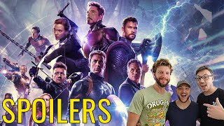 Avengers: Endgame Movie Review (Spoilers)