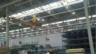Алюминиевые конструкции для ТЦ Галерея Гласкек СПб(, 2012-09-17T14:19:38.000Z)