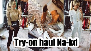 BIGGEST TRY-ON HAUL NA-KD FASHION ♡