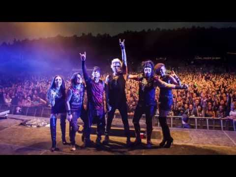 """THE ENEMY: Sixx:A.M. - """"The damned of Scandinavia"""""""