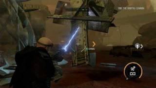 Red Faction Armageddon Path to War DLC: Walkthrough - Part 2 - Orbital cannon
