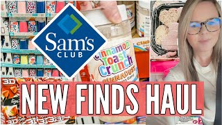 SAM'S CLUB GROCERY HAUL 2021 / WHAT'S NEW AT SAM'S CLUB / SAM'S CLUB GROCERY SHOPPING / SHOP WITH ME