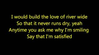 Justin Bieber- I Would Acoustic Lyrics HD