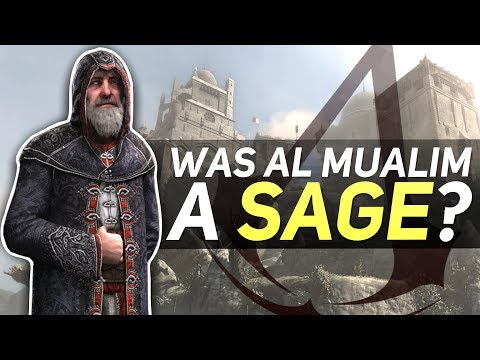 Assassin's Creed - Was Al Mualim a Sage?