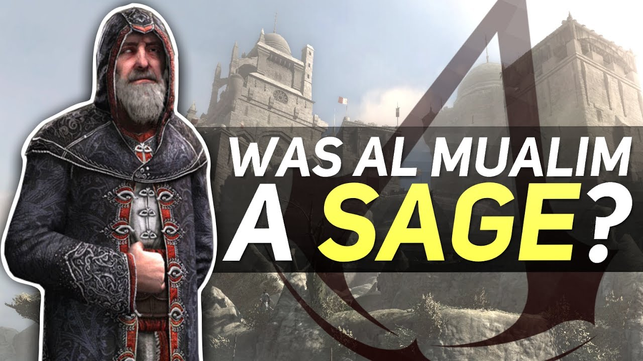 Assassin's Creed - Was Al Mualim a Sage? - YouTube