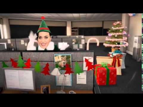is katy perry in elf
