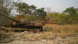 Холодная война - Южная Африка: Ангола, Мозамбик, ЮАР