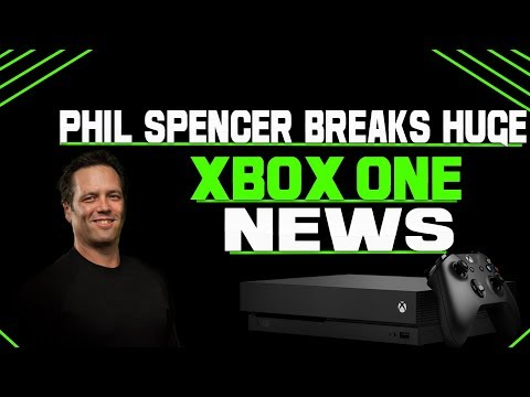Phil Spencer Breaks Enormous Xbox One X News Today! Everyone Is Talking About This!