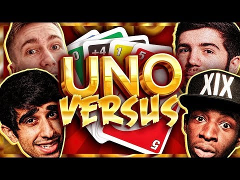 BEST COMEBACK EVER?! - UNO 2v2
