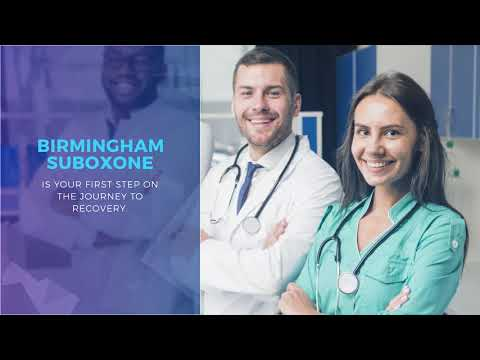 Birmingham Suboxone Doctor Drug Addiction Treatment Birmingham, Alabama
