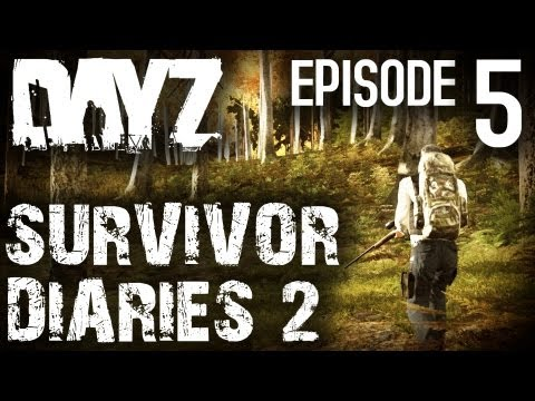 Day Z Survivor Diaries 2 | Episode 5: Claiming territory, and Joel almost gets himself shot