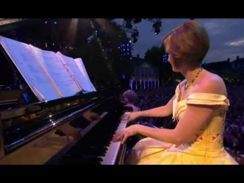 Andre Rieu & Stéphanie Detry - Ballade pour Adeline 2012
