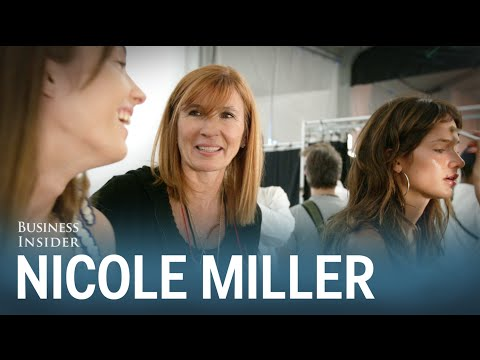Fashion icon Nicole Miller reveals the keys to long term success