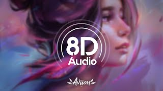 Marshmello ft. Khalid - Silence | 8D Audio