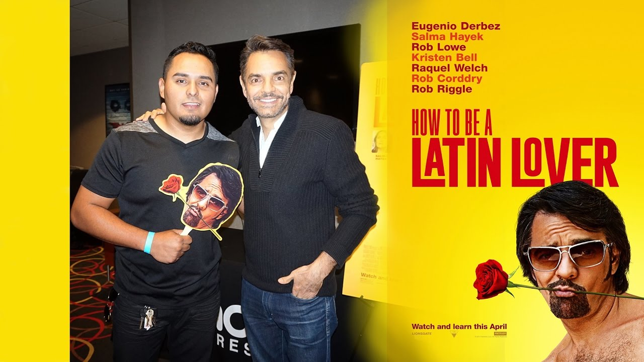 Film Review: 'How to Be a Latin Lover'