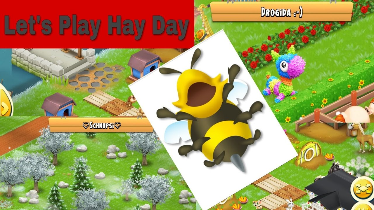 Hay Deutsch Let's Play Hay Day Deutsch Fast Level Up Derbyaufgaben