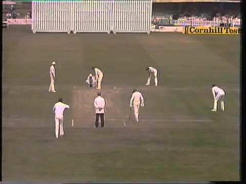 Sri Lanka (1st inns), Lord's 1984 (Part 2)