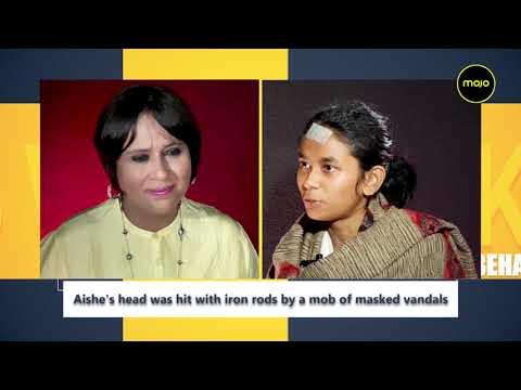 Meet Aishe Ghosh, The 25 Year Old JNU Student Who Became An International Headline