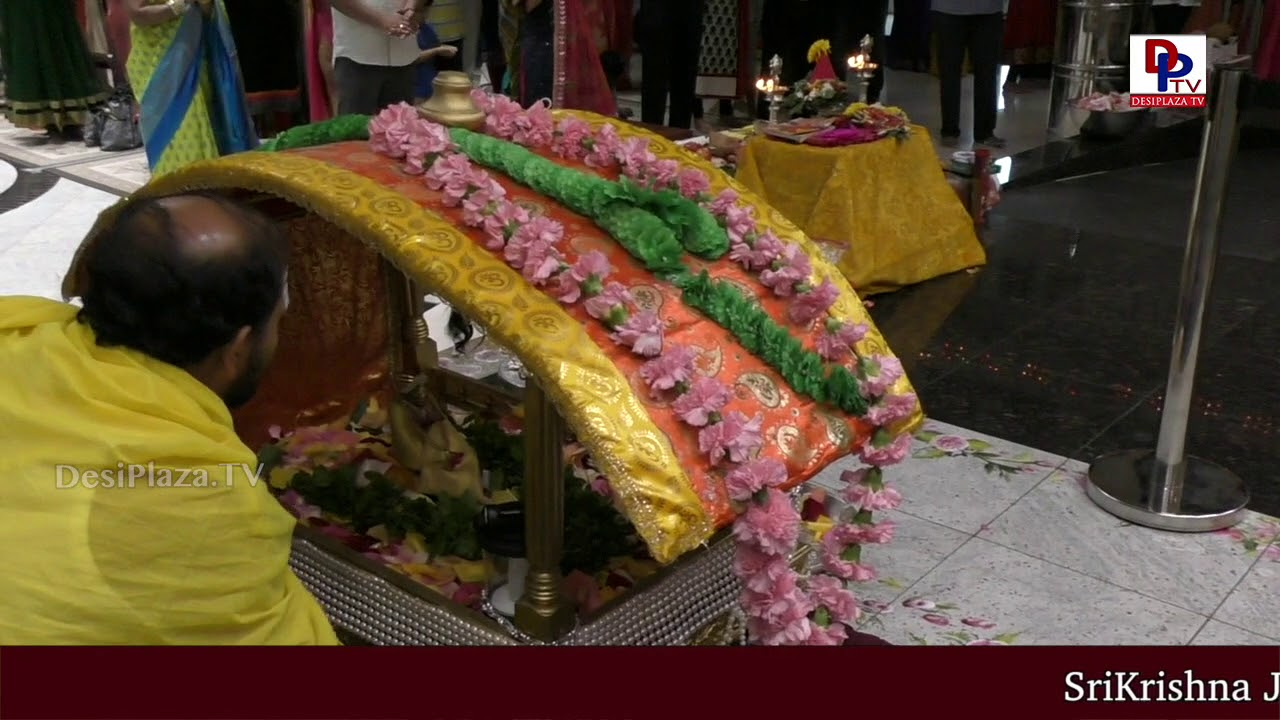 Guru Pournima Celebrations at Houston Sairam Balram Temple - Texas