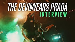 The Devil Wears Prada Interview | Mayhem Fest 2015 |