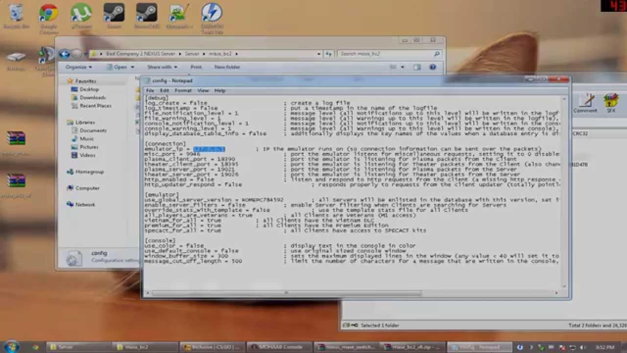 battlefield 4 lan server emulator