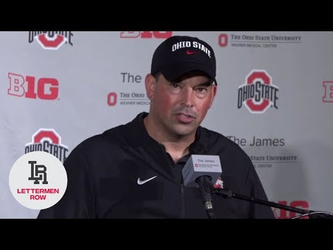 Ryan Day, Ohio State evaluate Maryland blowout