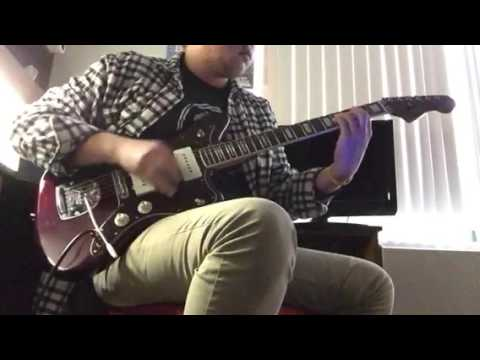 If I Had a Tail/I Say By The Ocean - Troy Van Leeuwen Jazzmaster