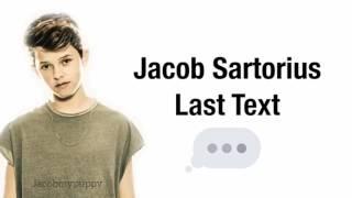 Jacob Sartorius - Last Text Lyrics (Karaoke Version)