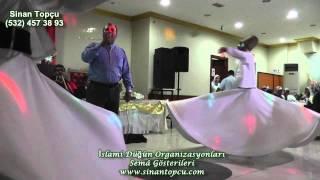 bursa selenay düğün salonu bursa semazen gösterisi ve bursa ilahi grupları