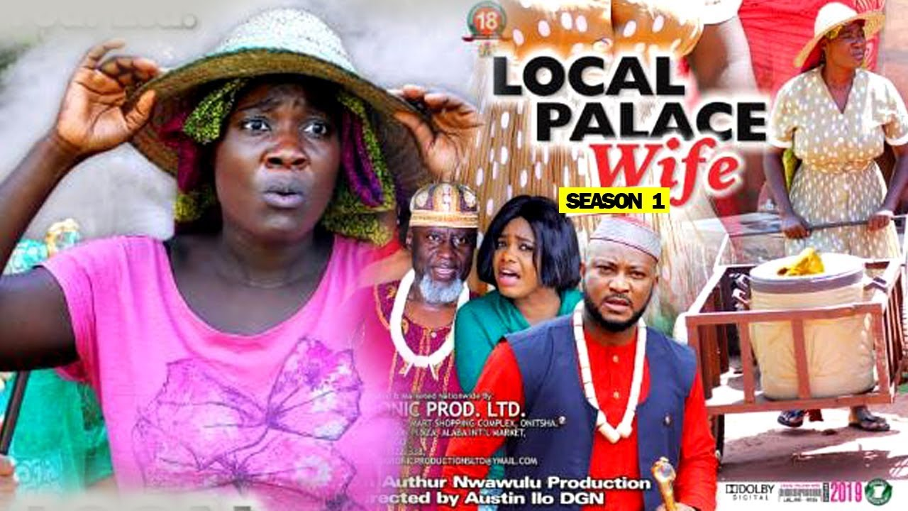 Download LOCAL PALACE WIFE SEASON 1 - Mercy Johnson   New Movie   2019 Latest Nigerian Nollywood Movie